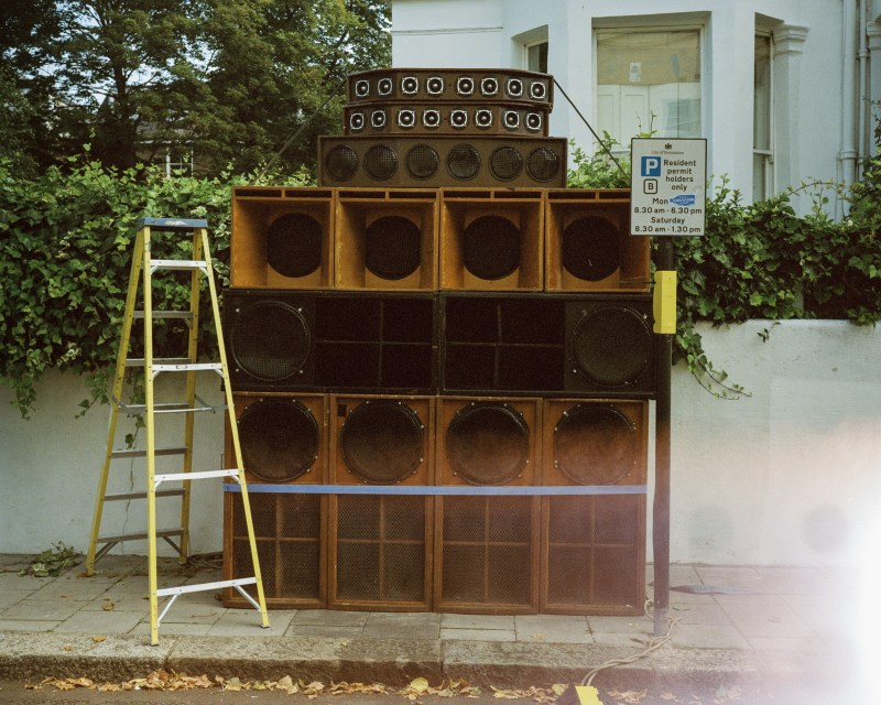 Channel One Sound System at Notting Hill Carnival 2019. Photogra