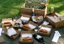We tried Burger & Lobster's new picnic hamper
