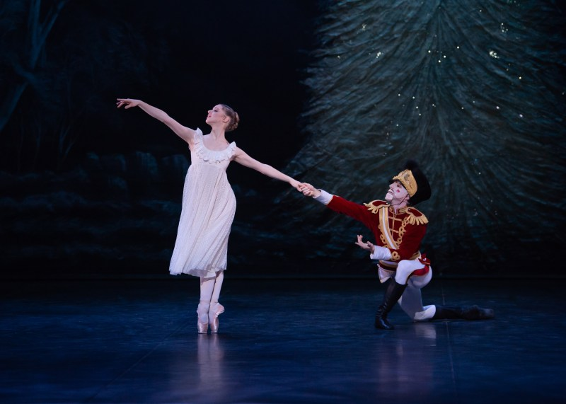 English National Ballet Nutcracker Delights at Coliseum Theatre, London on December 17 2020. Photo: Amber Hunt