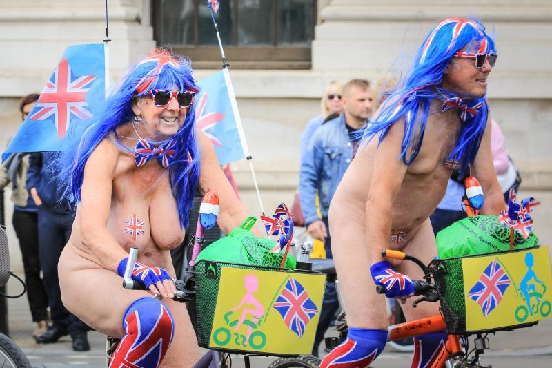 Whitehall, June 8, 2019. Photograph: Imageplotter/Alamy