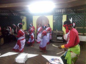 sundarban tribal dance