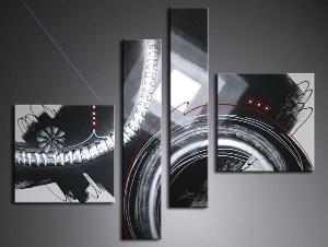 tableaux design et modernes abstrait
