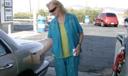 Aunt Fawnee and the Arizona Highway