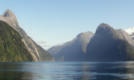 New Zealand: White water dreams and passing lane thrills