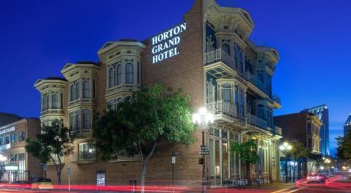 Horton Grand Hotel, sd trav fest