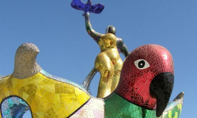 San Diego Less Traveled – Queen Calafia's Magical Garden