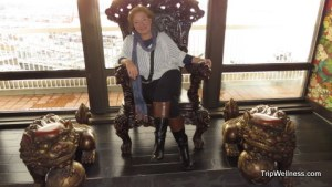 Smith Tower, Wishing Chair, Trip Wellness