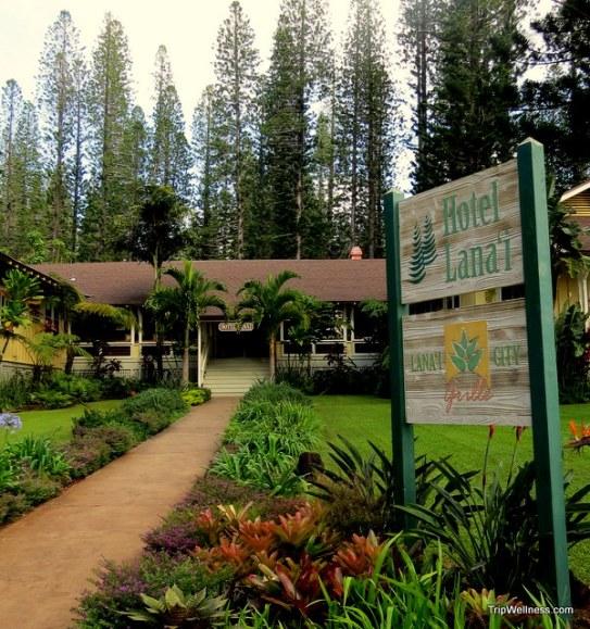 Hotel Lana'i