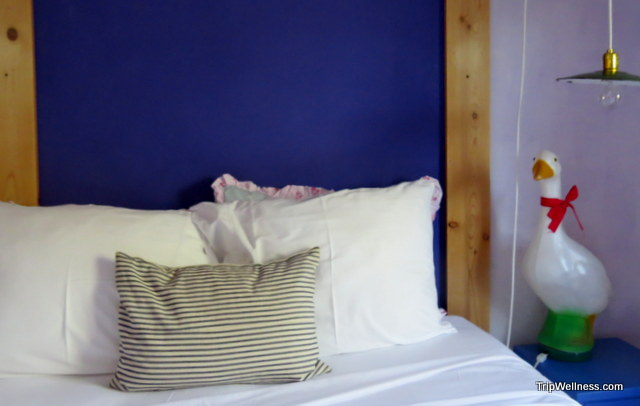 Bedroom in Metro Hotel in Petaluma