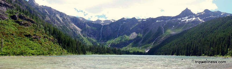 Glacier National Park, Avalanche Lake