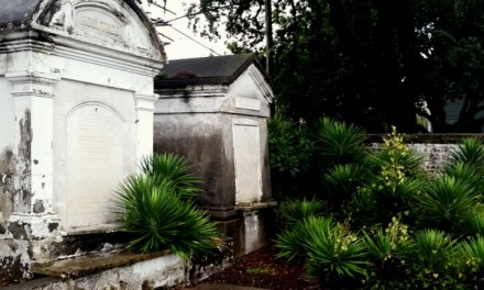 Visiting an ancient New Orleans Cemetery – Lafayette No. 1