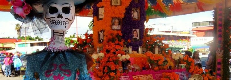 Mercado Hidalgo Altar, Tijuana