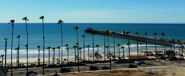 A California beach adventure begins at the Oceanside Pier