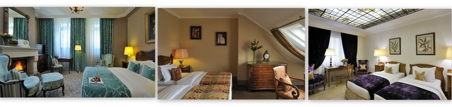 Hotel de la Cigogne rooms are perfect for business or leisure getaways when deciding where to sleep.