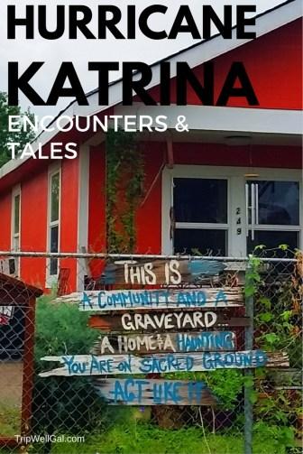 Tales from Hurricane Katrina