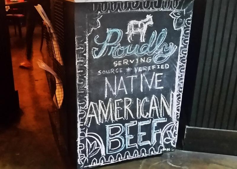 tabla serves native beef in el paso