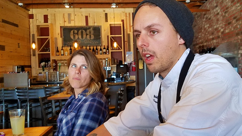 608 Oceanside's Chef William Eick explains his bold flavor inspirations