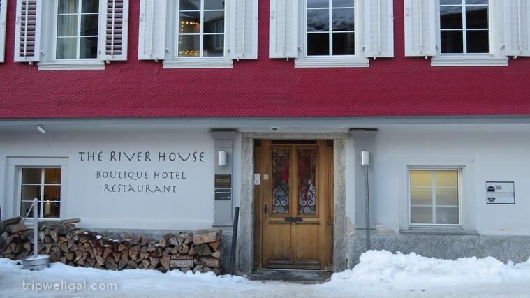 Riverside Inn in Andermatt