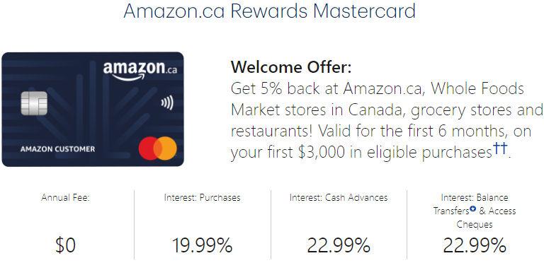 加拿大MBNA Amazon聯名信用卡正式推出 – 悠酒世界