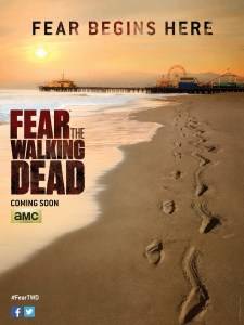Key Art and Clips from Fear The Walking Dead at SDCC