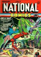 National Comics #7 Jan 1941