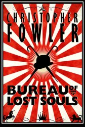 ebook cover to Bureau of Lost Souls