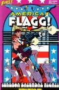 American Flagg #2 Dec 1983