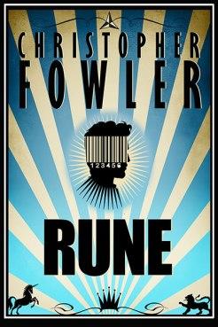 ebook cover to Rune