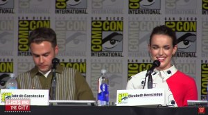 Well-SHIELDED: Agents of SHIELD at SDCC