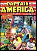 Captain America #1 March 1941