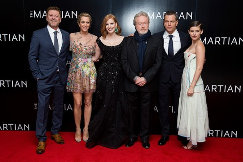 The cast and director©David Dettmann