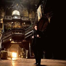 Sharpe (Hiddleston) at Allerdale Hall