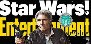 Star Wars The Force Awakens Takes Over EW