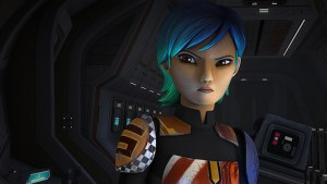 Sabine Faces Old Friend in Latest Star Wars Rebels