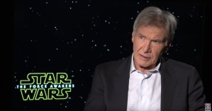Star Wars: The Force Awakens Cast Speak