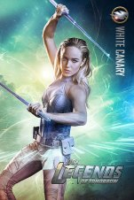 Pictured: Caity Lotz as Sara/White Canary -- Photo: Jordon Nuttall/The CW © 2015 The CW Network, LLC. All rights reserved.