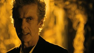 Doctor Who Hell Bent Introduced by Peter Capaldi