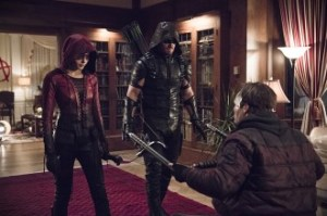 Arrow EP Talks Oliver's Thirst for Revenge, Future of Felicity and A Game-Changing Death In the Family