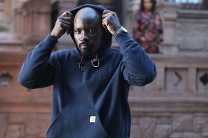 Mike Colter Talks Luke Cage