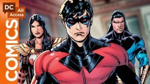 Dan Abnett Talks Nightwing Return