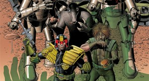 Judge Dredd Cursed Earth Uncensored Review