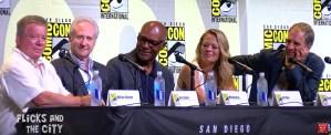 Star Trek's 50th Anniversary Panel At San Diego Comic Con