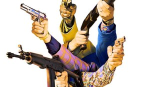 Poster For Ben Wheatley's Free Fire