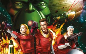 Dan Dare Heads To Big Finish For New Adventures