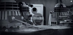 Doctor Who's The Power of The Daleks Comes To Animation