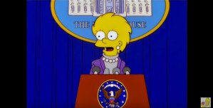 The Simpsons Predicted President Trump