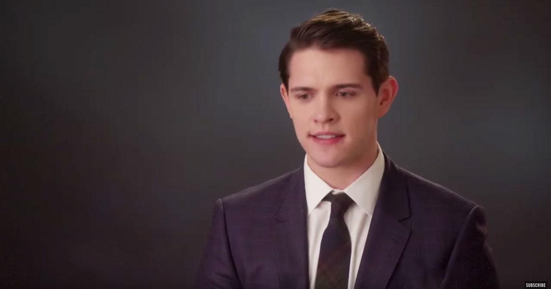 CW's Riverdale's Kevin Speaks