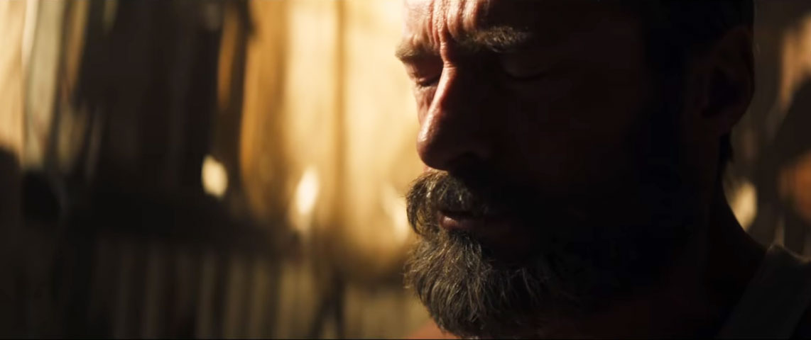 New Logan Red Band Trailer Appears
