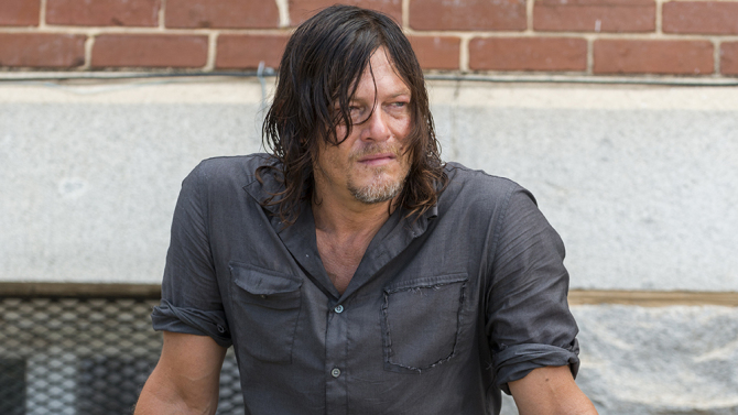 Norman Reedus On Daryl and Carol Reunited In The Walking Dead