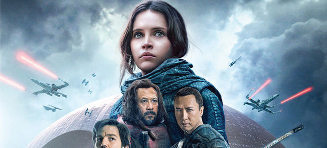Details From Rogue One: A Star Wars Story On Blu-Ray And DVD